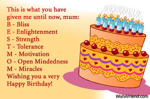 1020 Mom Birthday Wishes